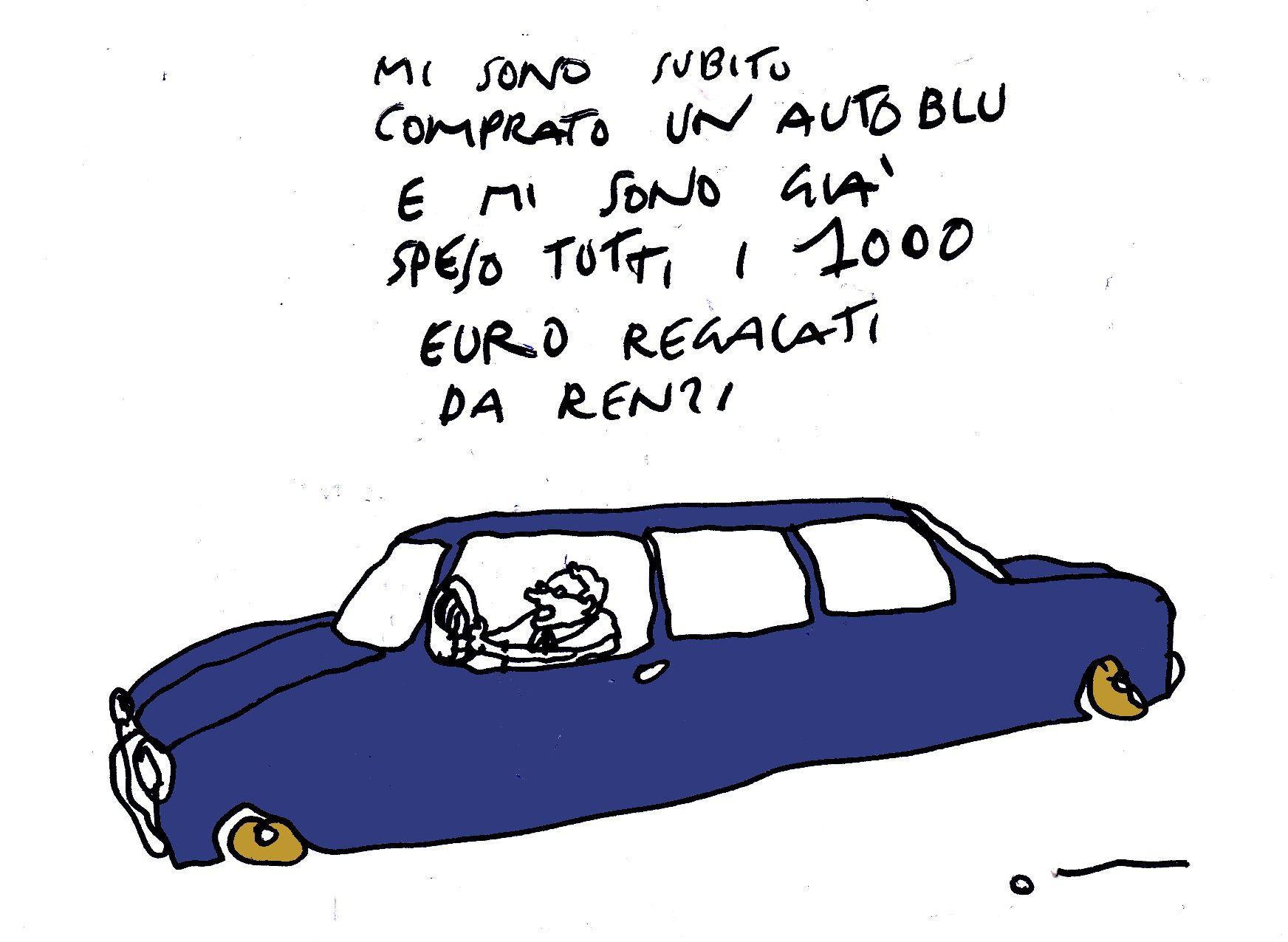 autok blu