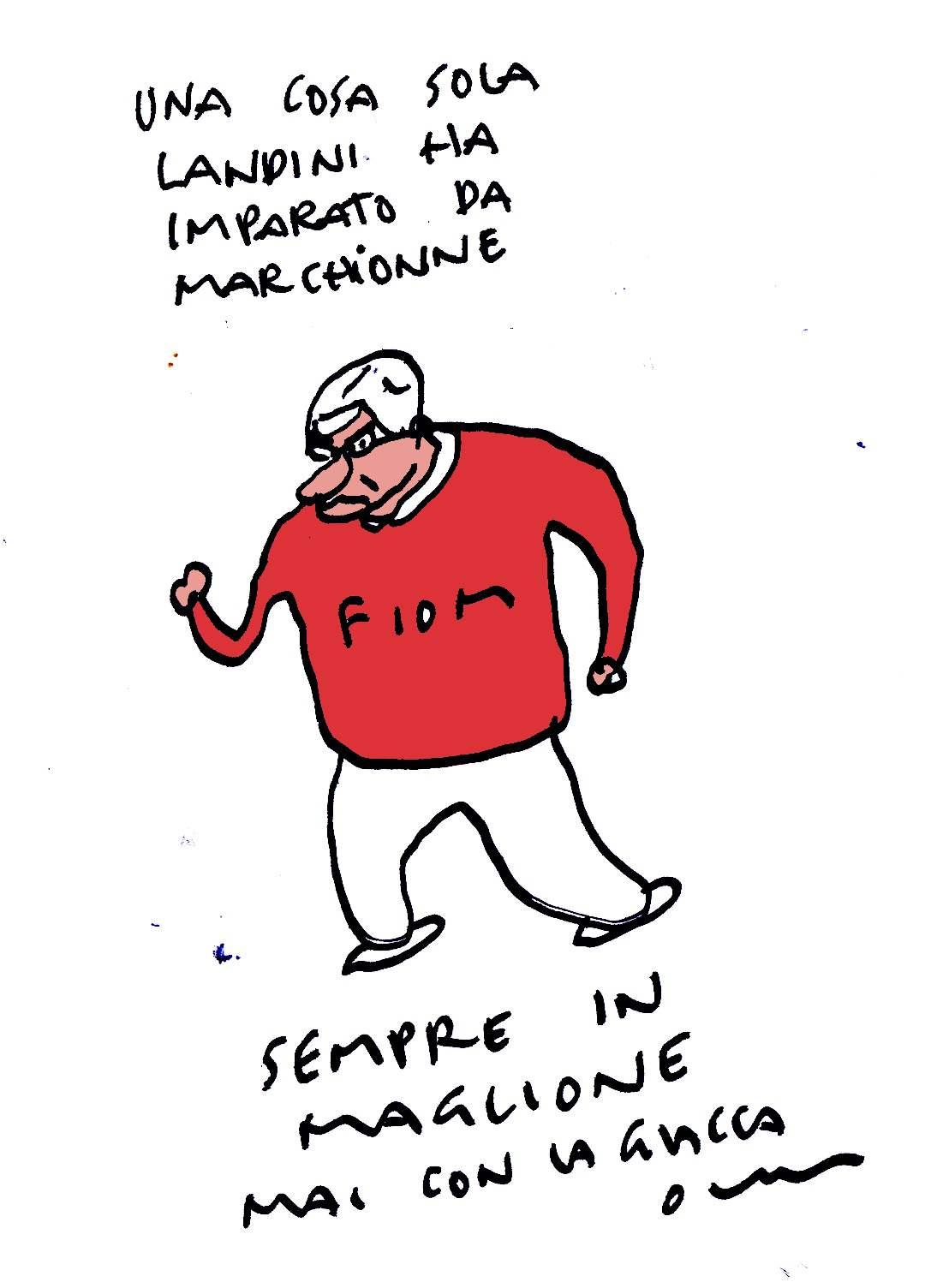 maglione landiniK
