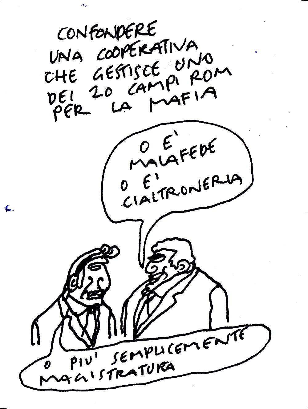 malafede o magistratura