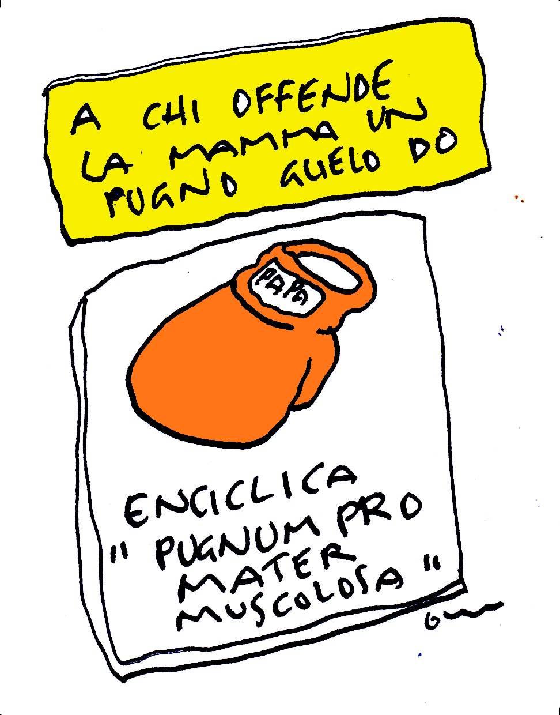 pugnum papi enciclicoK