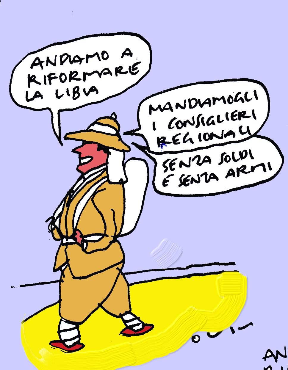 riforma libiak