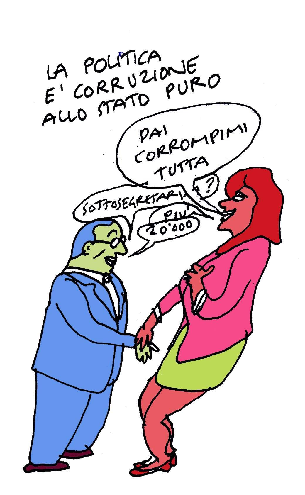 politica corruzione stato puroKA