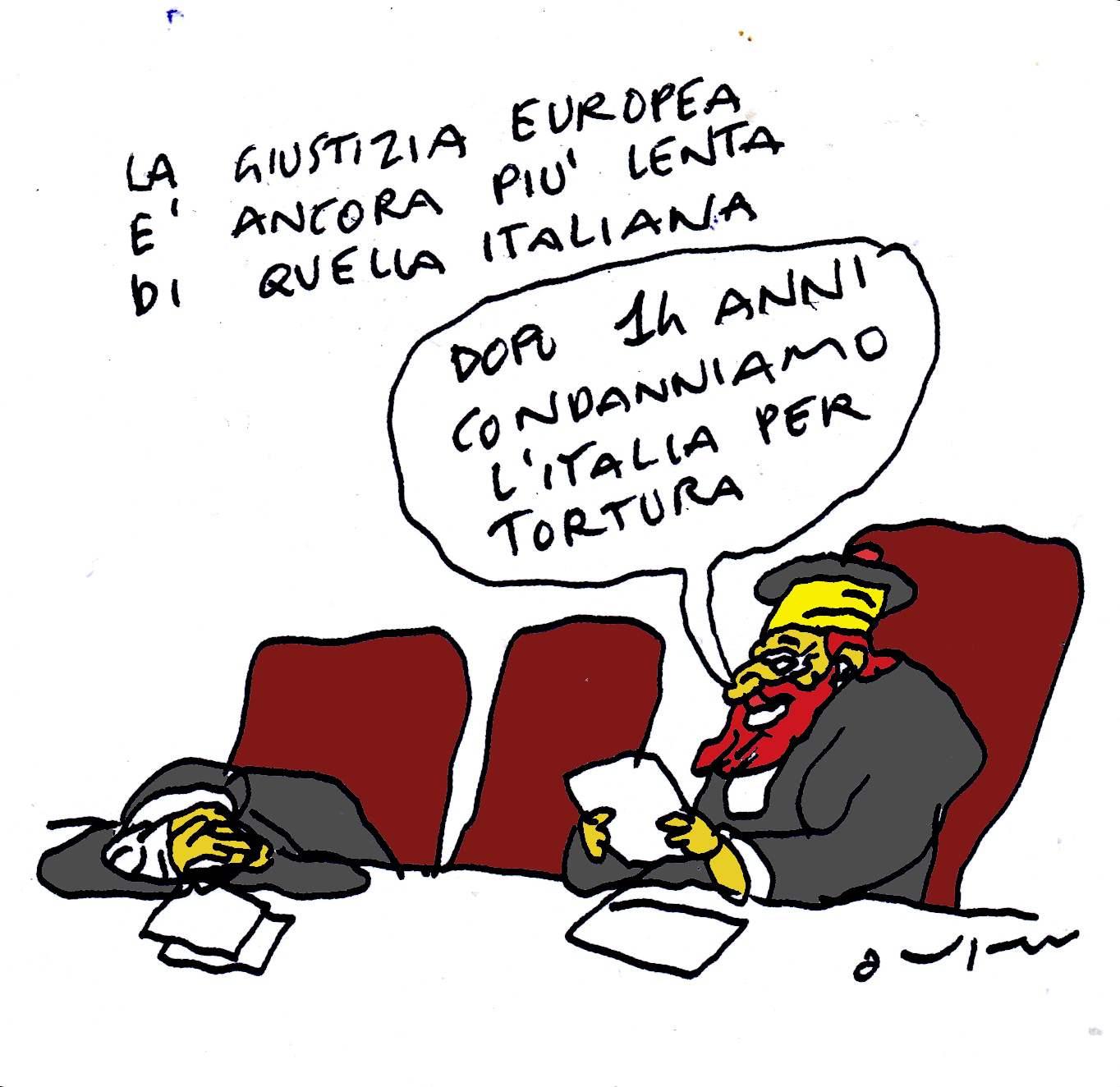 giustizia europea lentak