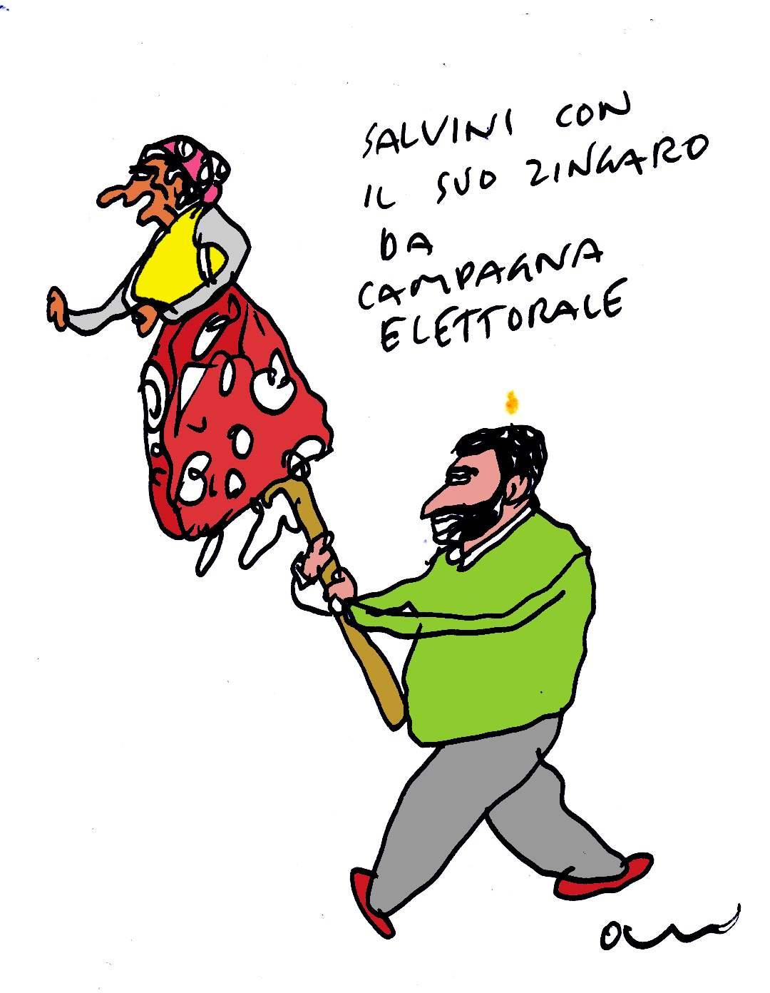 zingaro elettoraleK