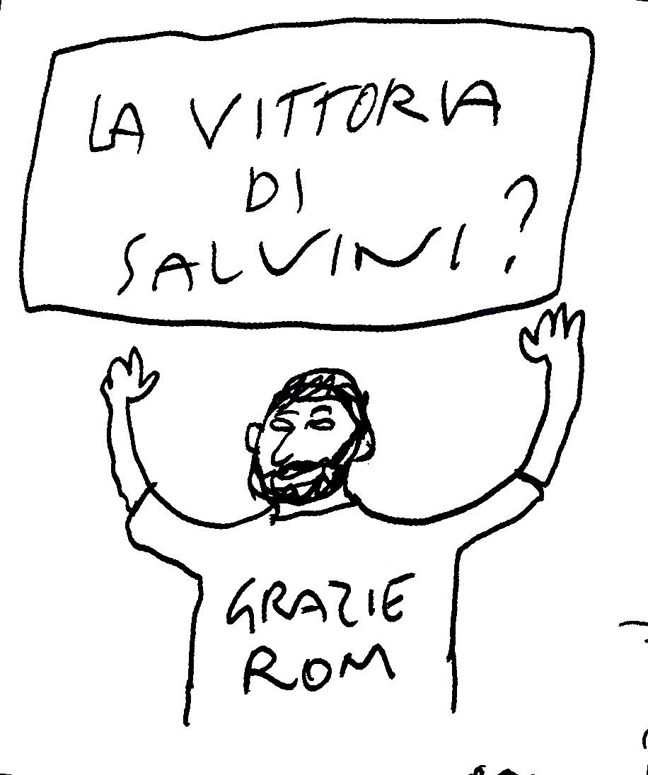 grazie rom