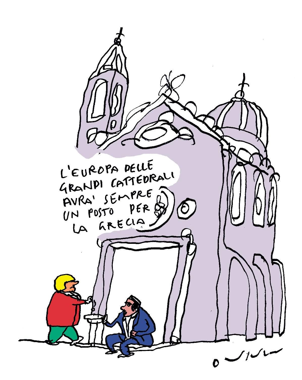 l'europa delle grandi cattedrakli