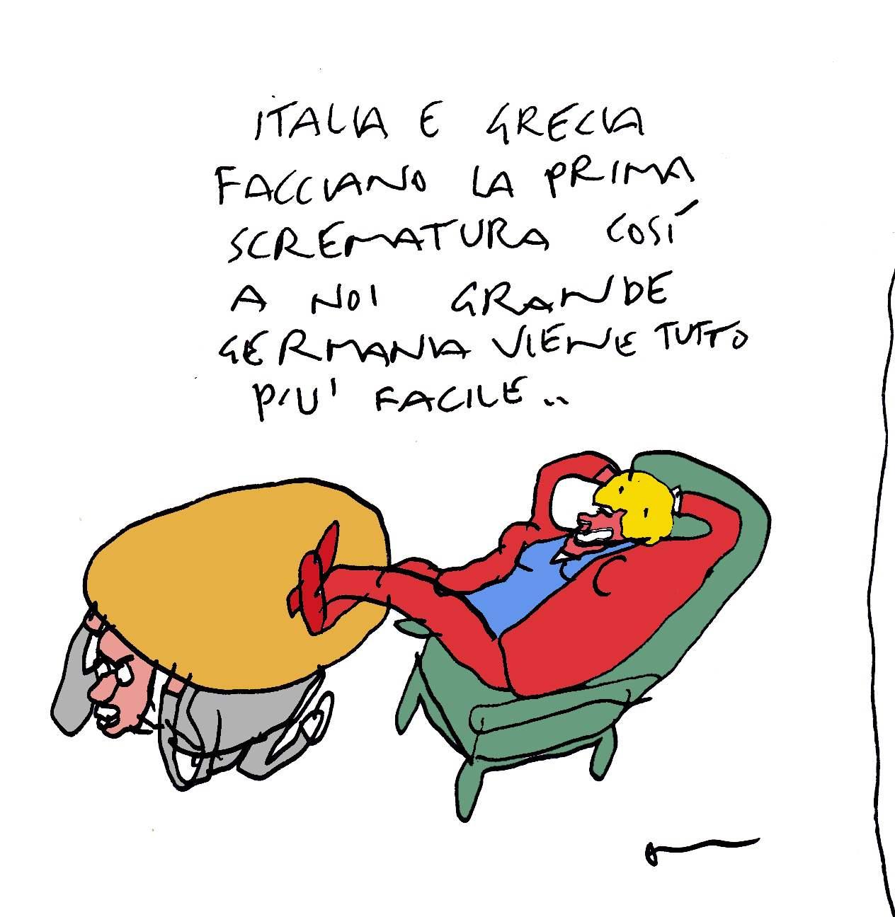 grecia italia così più facikl