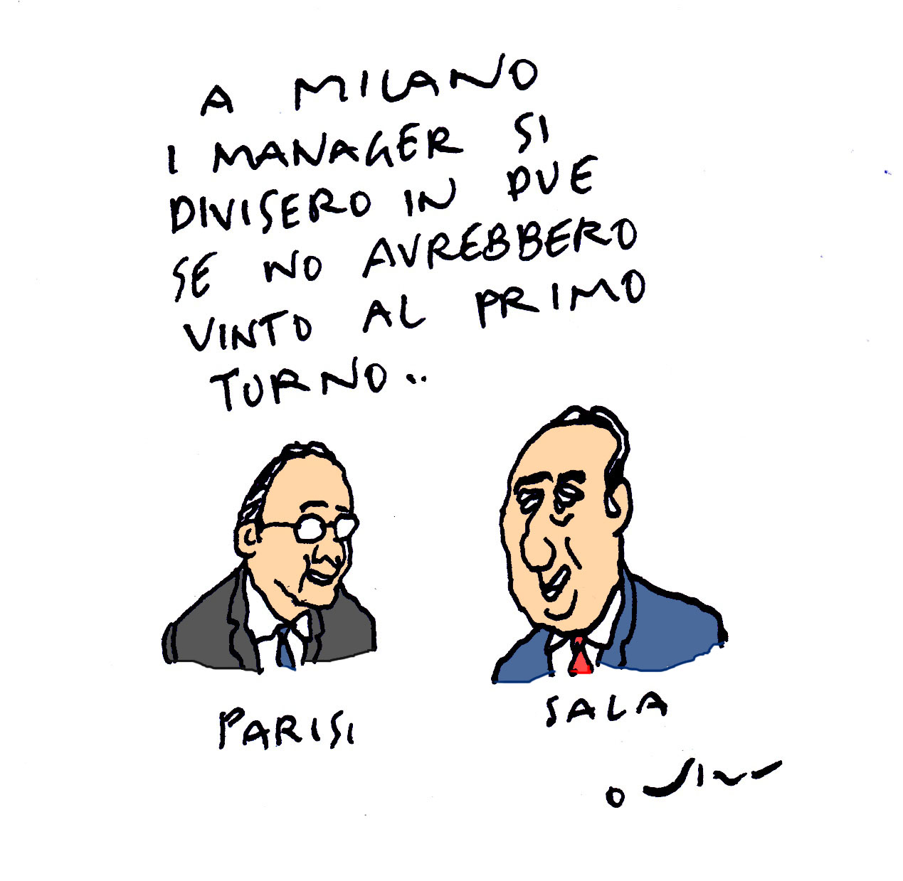 manager a KKmilano